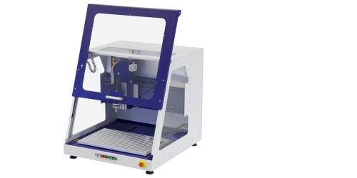 Delft Spline Systems: machines and software for desktop CNC