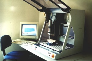 Picture of an old CPM-3020 machine